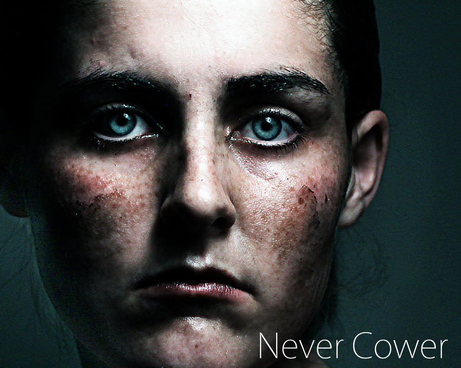5/365 Never Cower by SamRosen