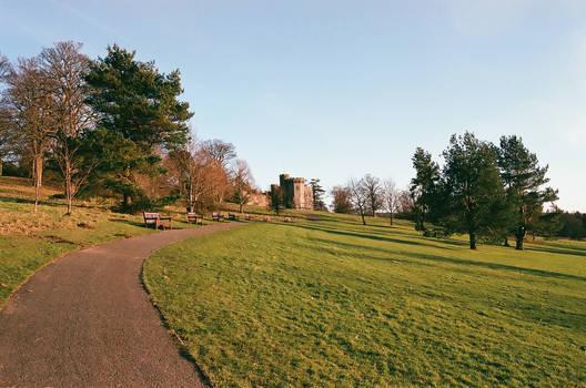 Balloh castle