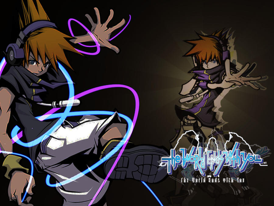 The World Ends With You'- Neko by RazorNion on DeviantArt