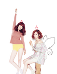 Girl's Day Png [Render]