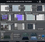 How to create Water Textures