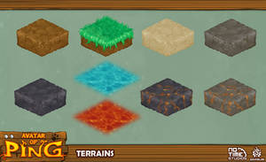 Terrains - Avatar Of Ping