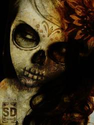 De los Muertos I by SDGRAPHICS