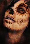 De Los Muertos III by SDGRAPHICS