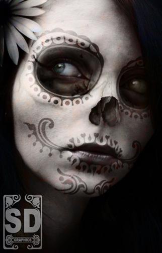 De Los Muertos IV by SDGRAPHICS