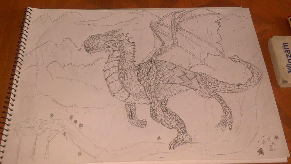 Dragon by Nata-Chann