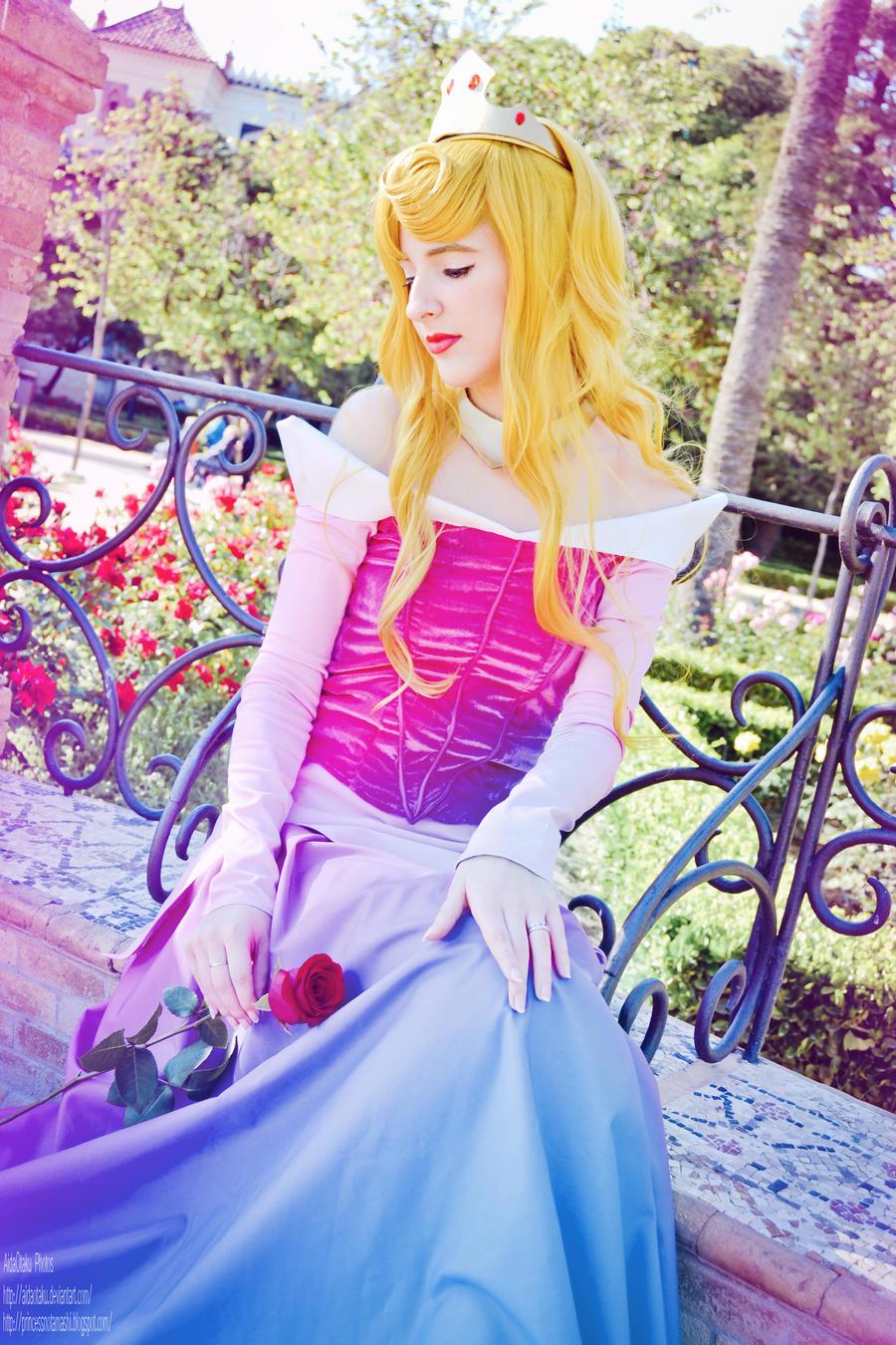 Sleeping Beauty - Always waiting by AidaOtaku