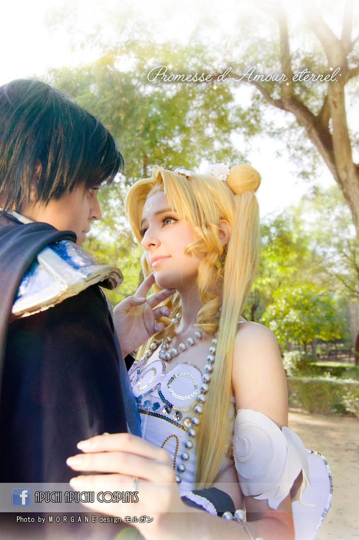 Sailor Moon - Promesse by AidaOtaku