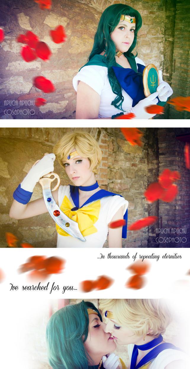 Sailor Moon - Planet Love by AidaOtaku