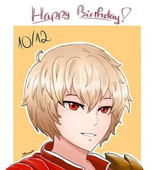 Happy Birthday Albert!!