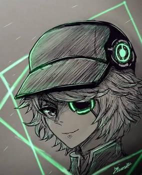 Hacker (Akudama Drive)