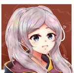Robin (Female) - Fire Emblem Awakening- by ThenameisNoName