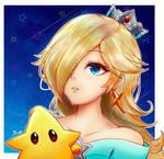 Rosalina and Luma (Super Mario Galaxy)