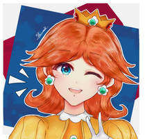 Princess Daisy (Super Mario)