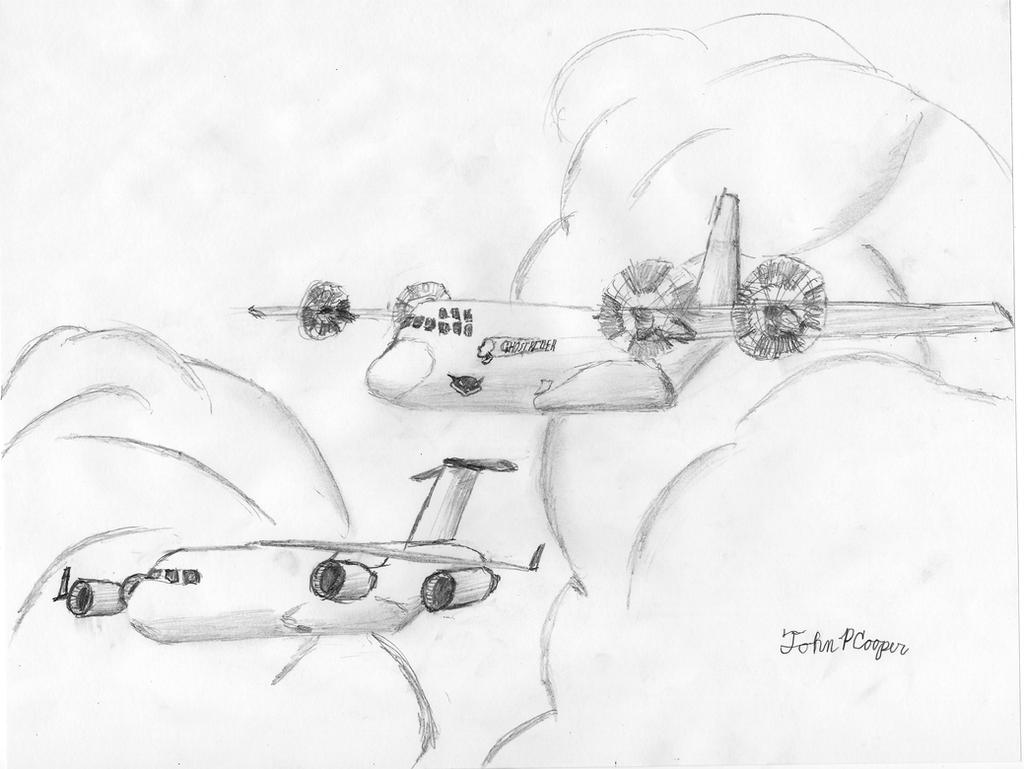 Part 6 Concept art by JohnPCooper