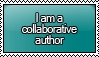 Collaborative Author Stamp by KisumiKitsune