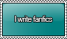 I Write Fanfics Stamp by KisumiKitsune
