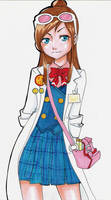 Ema Skye-Ace Attorney by HaNa7