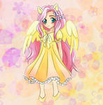 Chibi Fluttershy