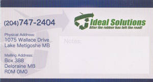 ideal solutions r
