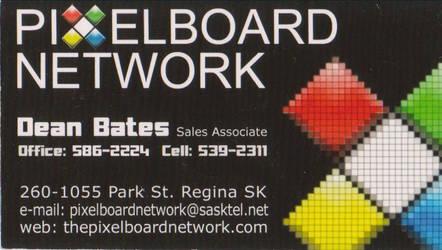 Pixelboard Network BC F