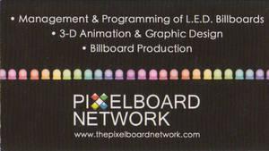 Pixelboard Network BC R