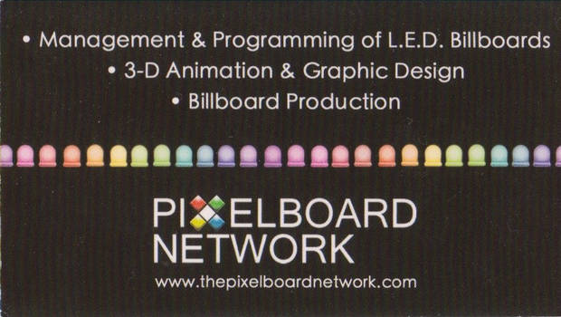 Pixelboard Network BC R