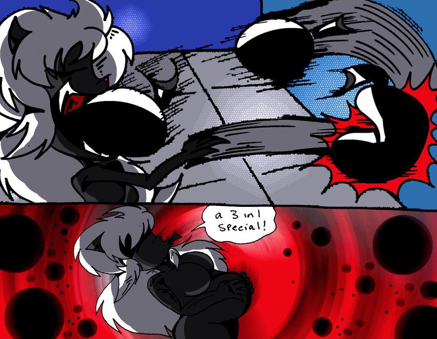 Liongirl Vs Gomu 2 pg 5 by ralphbear