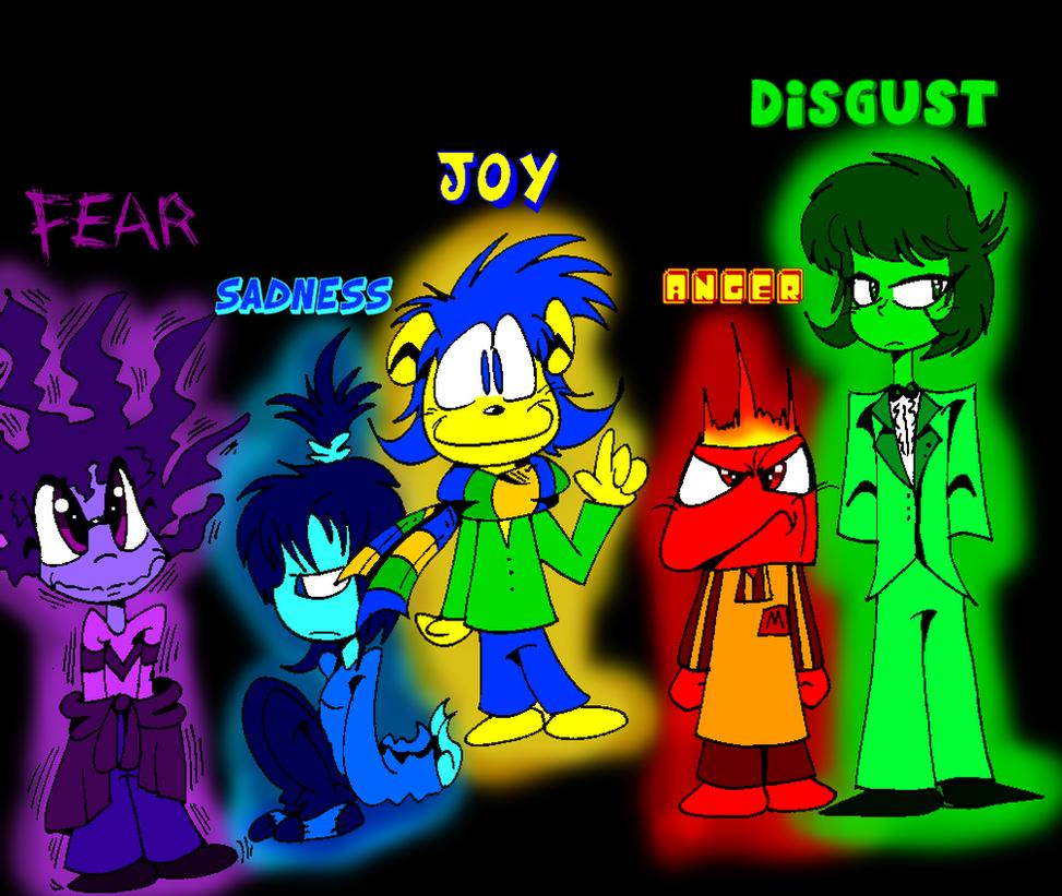 Maurice's Emotions by ralphbear