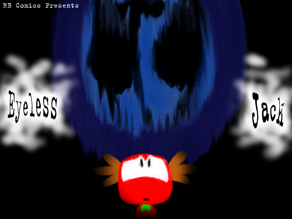Stupid Creepypasta Reviews - Eyeless jack by ralphbear
