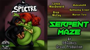 The Spectre S01EP06 - SERPENT MAZE (link below)