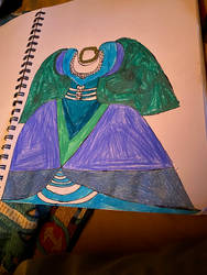 Dress Adoptable #5 (CLOSED)