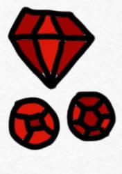 Shapeshifting Red Diamond (CLOSED)