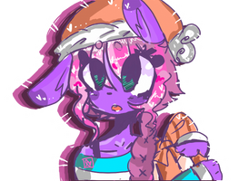 _Happy Holidays_:gift: by PastelFoxle