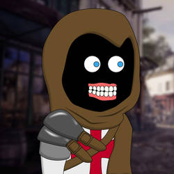 Assassins Creed Unity Bug by smess