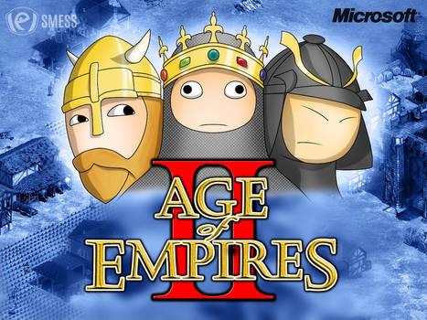 Age Of Empires Cartoon.