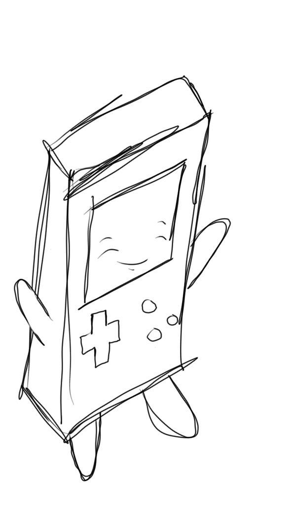 Game Boy by ItzMeDragzLOL