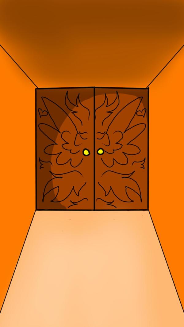 The Door... :P by ItzMeDragzLOL