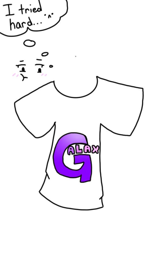 My Designed T-Shirt by ItzMeDragzLOL