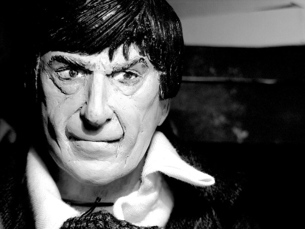The Second Doctor by frasierdalek