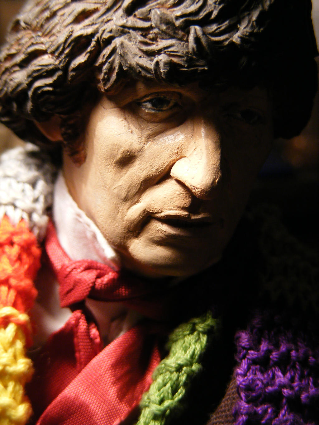 The Fourth Doctor by frasierdalek
