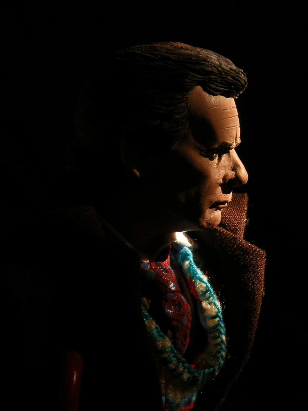 The Seventh Doctor by frasierdalek