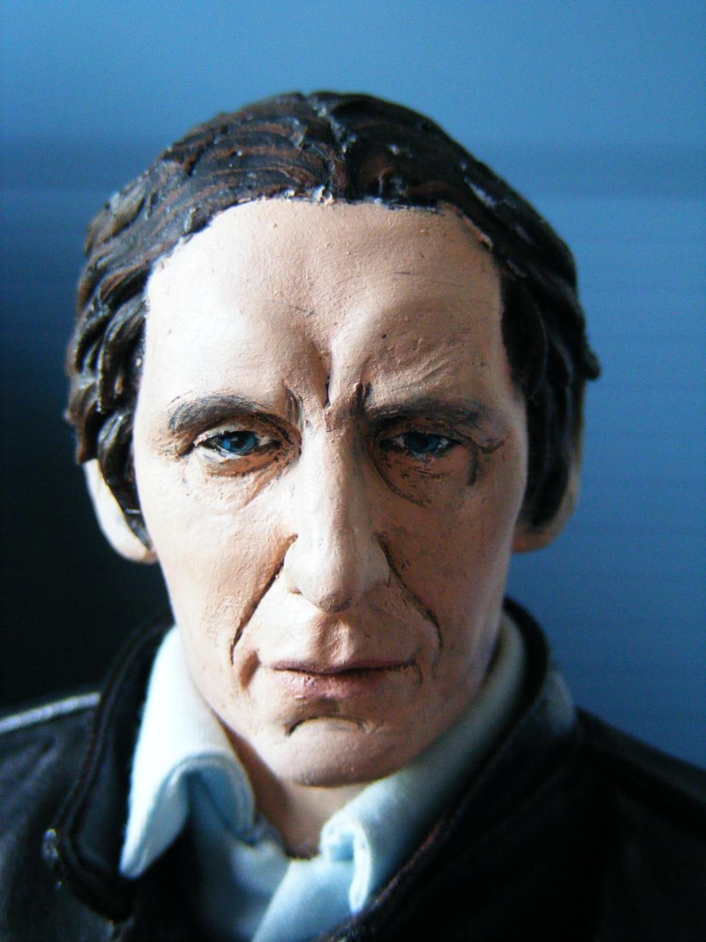The Eighth Doctor by frasierdalek