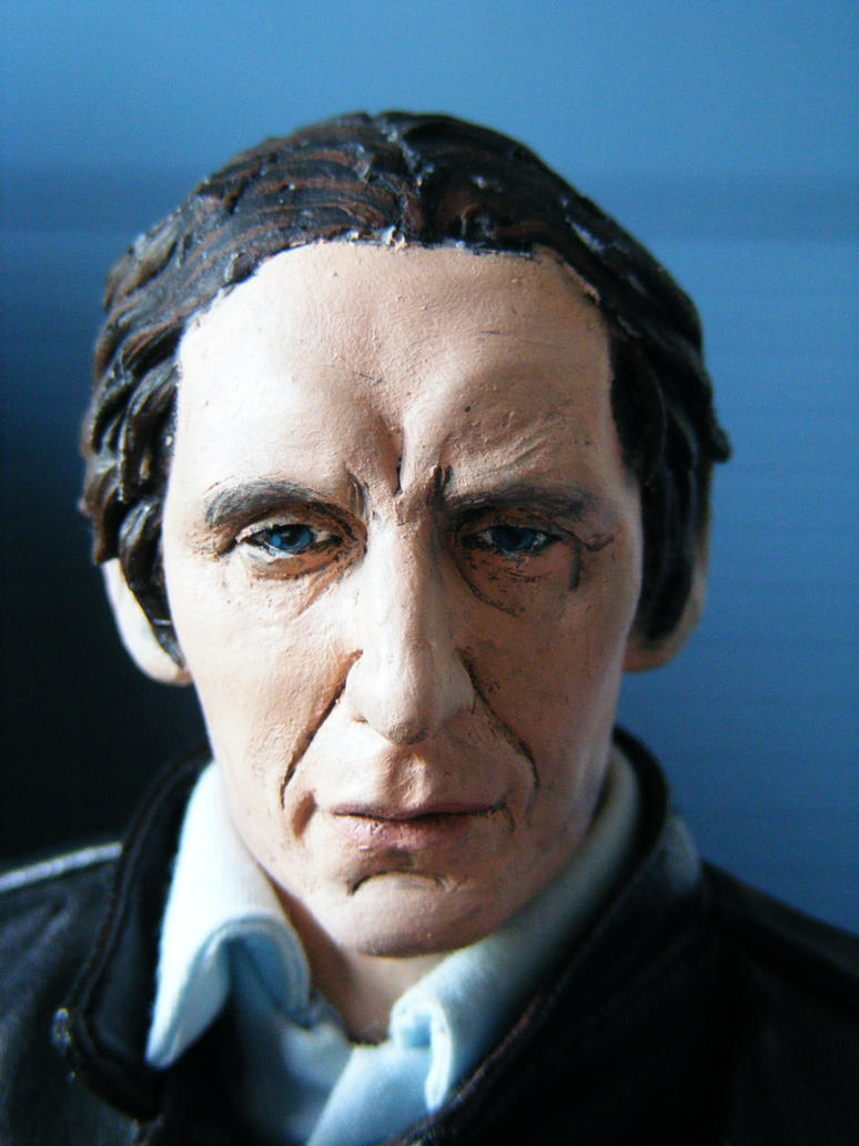 The Eighth Doctor by frasierdalek