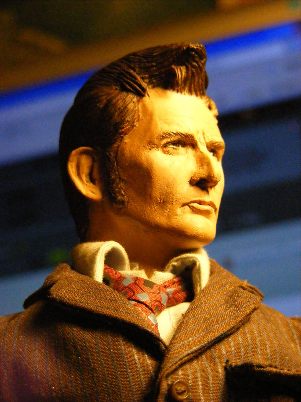 The Tenth Doctor by frasierdalek