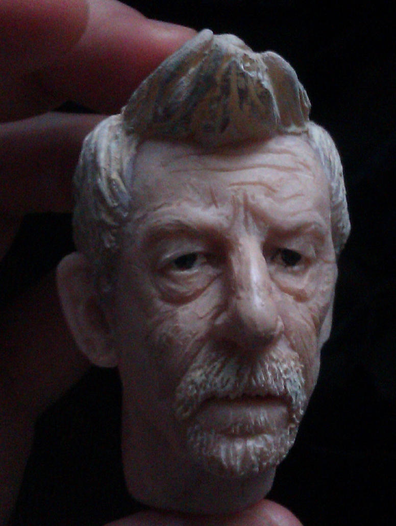 The War Doctor by frasierdalek