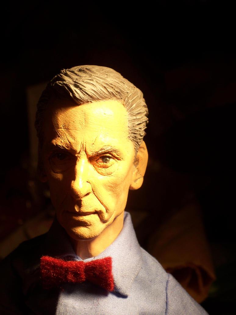 Doctor Who? by frasierdalek