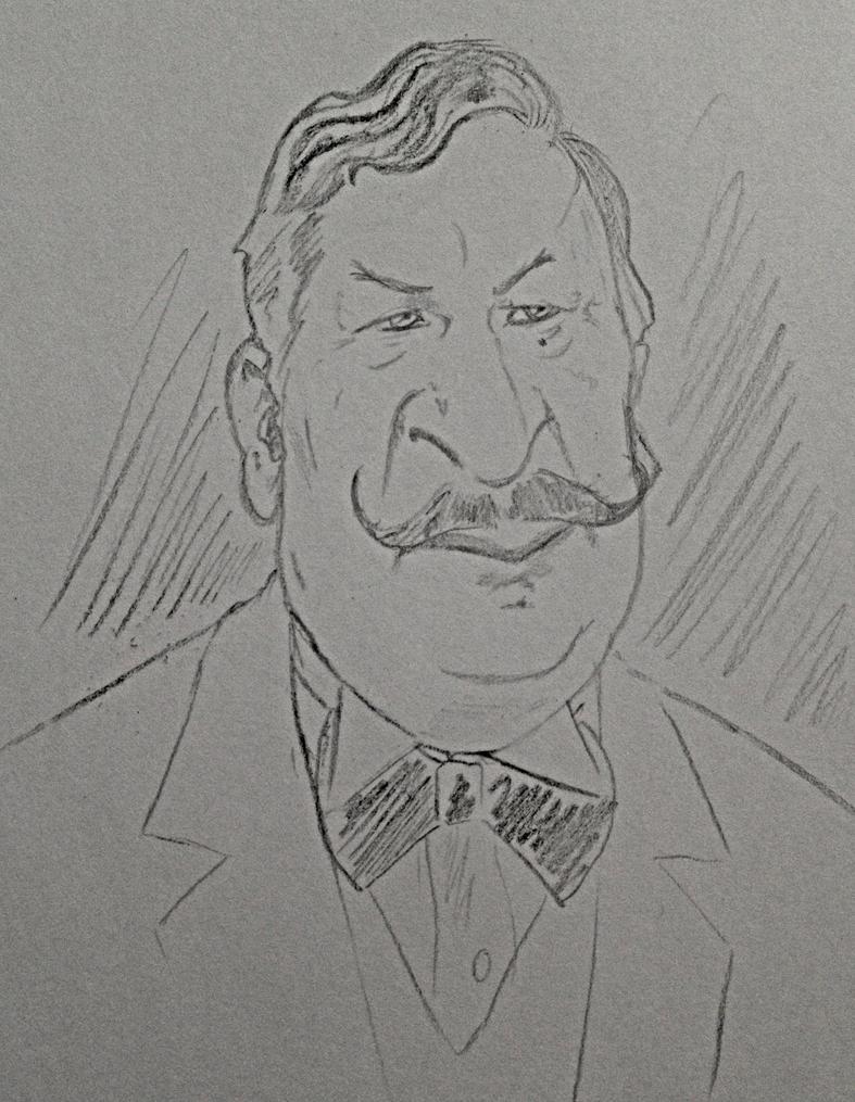 Poirot by frasierdalek