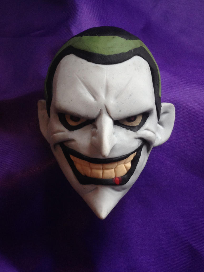 Bring me the head of the Joker by frasierdalek