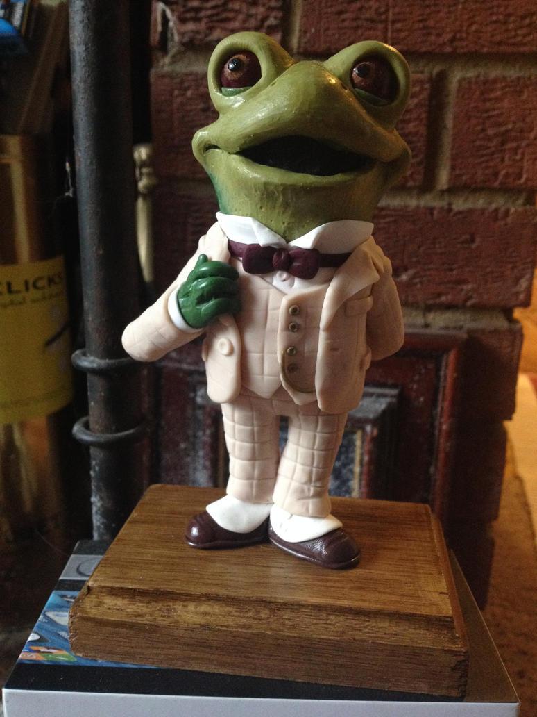 Toad of Toad Hall by frasierdalek